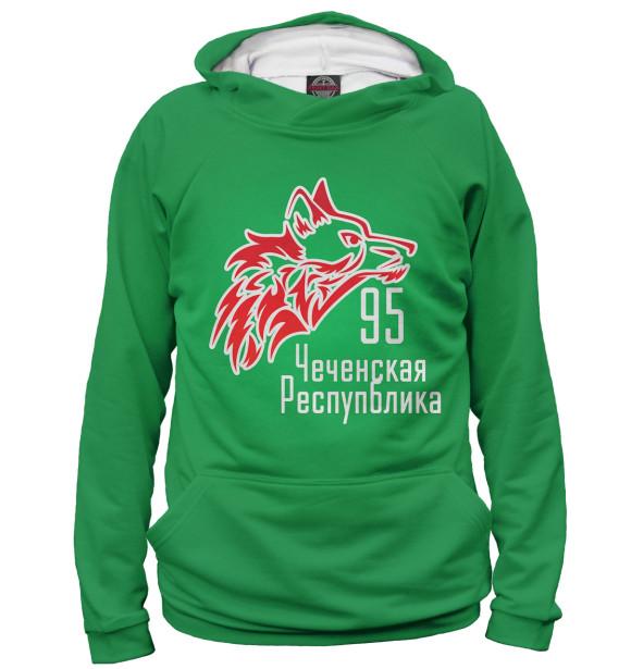 Купить Женское худи Чечня CHN-219392-hud-1