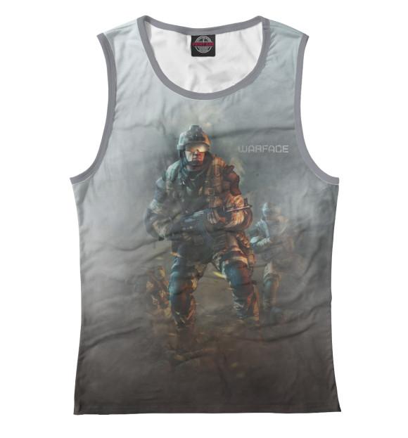 Купить Майка для девочки Warface RPG-376148-may-1