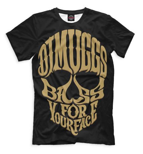 Мужская футболка DJ Muggs
