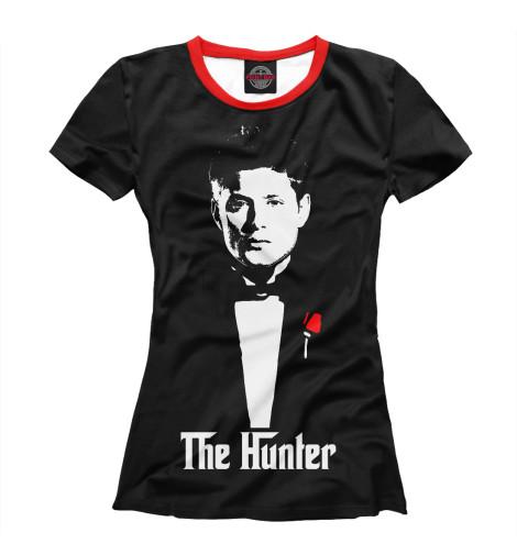 Футболка Print Bar The Hunter майка print bar the hunter