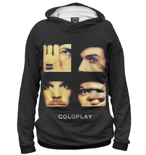 Худи Print Bar Coldplay кордщетка атака 22391