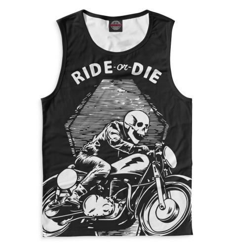 Мужская майка Ride or Die