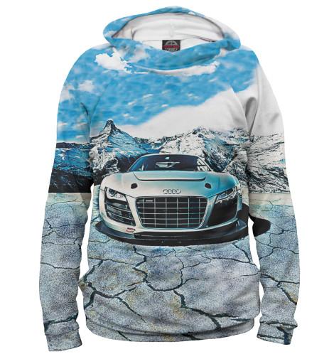 Женское худи Audi