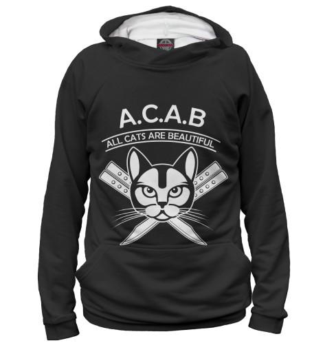 Купить Мужское худи A.C.A.B. HIP-869959-hud-2
