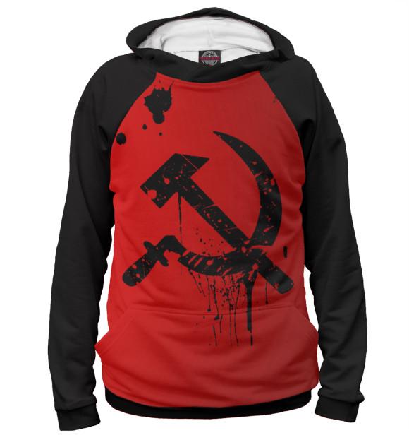 Купить Худи для девочки СССР SSS-681839-hud-1