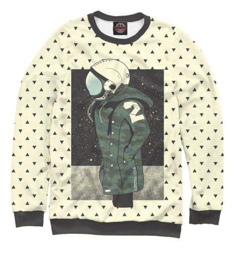 Свитшот Print Bar Космическая мода dania moda свитшот дания мода a3658 1015 серый б р серый