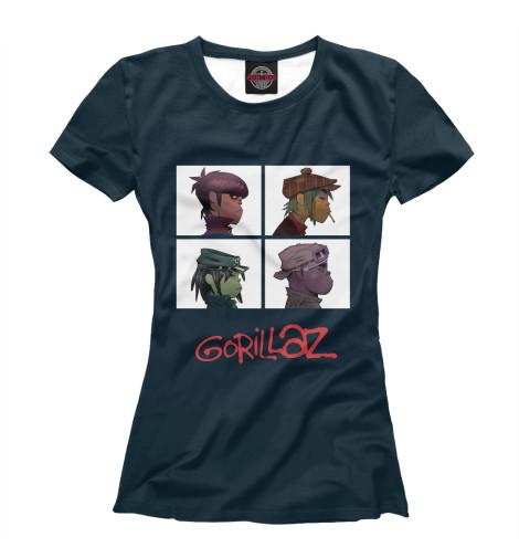 Купить Футболка для девочек Gorillaz GLZ-838816-fut-1