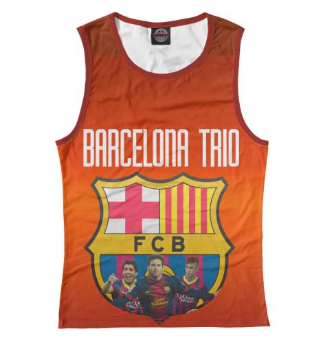 Майка Print Bar Barcelona trio поло print bar barcelona