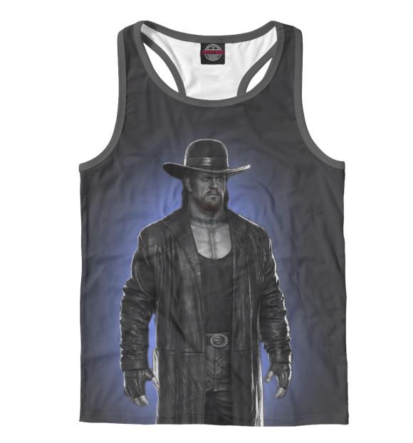 Купить Мужская майка-борцовка Undertaker WWE-766980-mayb-2