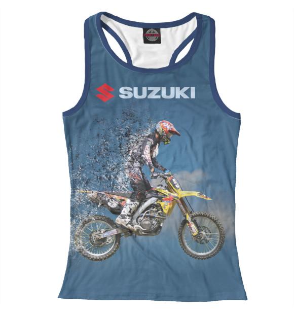 Майка для девочки Suzuki MTR-404343-mayb-1  - купить со скидкой