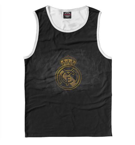 Майка Print Bar Реал Мадрид сумки target дорожная сумка цвета fc real madrid реал мадрид