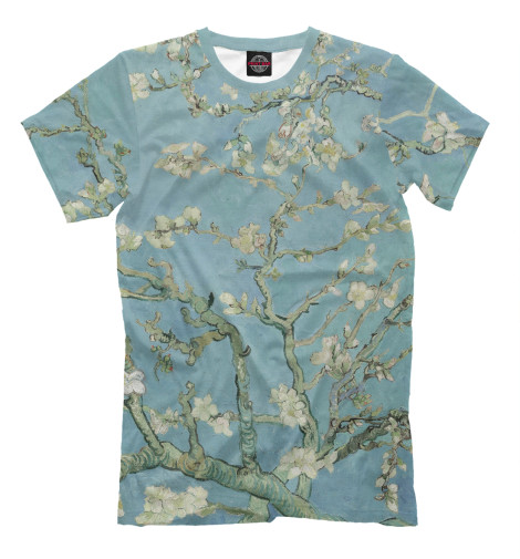 Купить Мужская футболка Ван Гог GHI-561921-fut-2