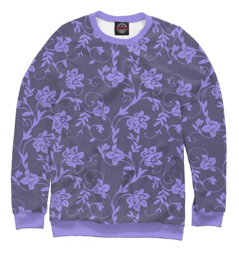 Свитшот Print Bar Floral (Purple) худи print bar floral purple