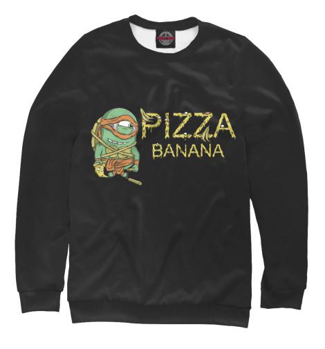 Свитшот Print Bar Pizza Banana свитшот print bar crazy pizza