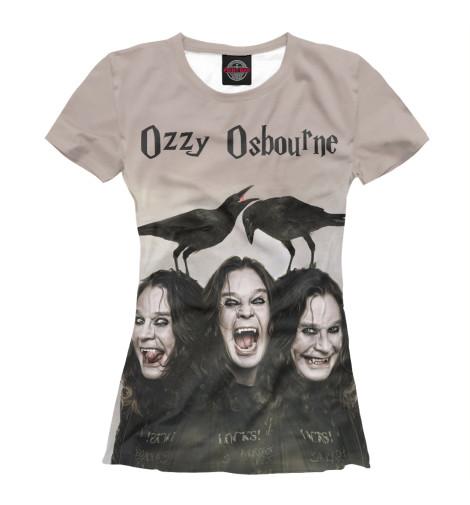Футболка Print Bar Ozzy Osbourne ozzy osbourne curitiba