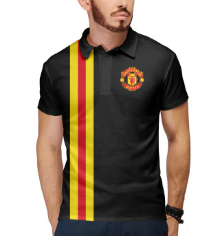 Мужское поло Manchester United / Line Collection 2