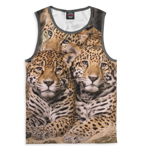 Купить Майка для мальчика Леопард HIS-791864-may-2