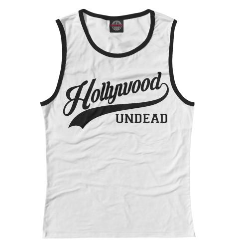 Майка Print Bar Hollywood Undead худи print bar hollywood undead 4l