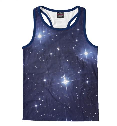 Майка борцовка Print Bar Звездное Небо поло print bar звездное небо