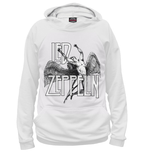 Худи Print Bar Led Zeppelin led zeppelin led zeppelin i deluxe edition 3 lp