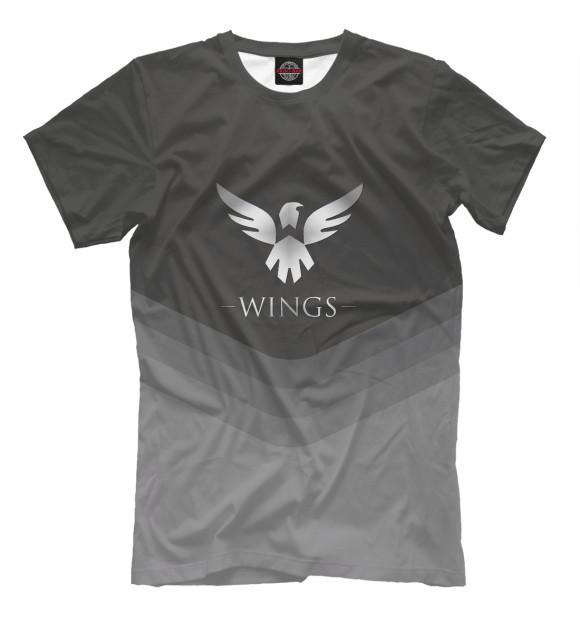 Купить Мужская футболка Wings Team DO2-630226-fut-2