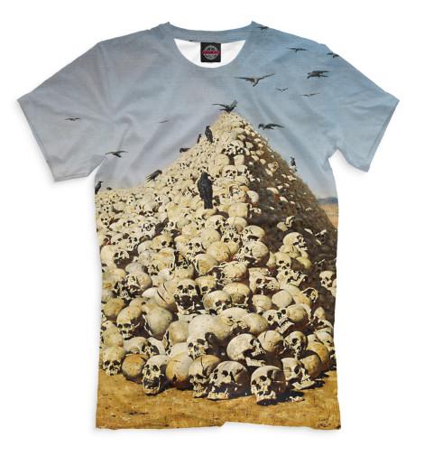 Мужская футболка Апофеоз войны