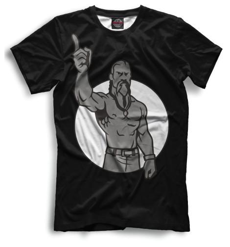 Мужская футболка Techno Viking