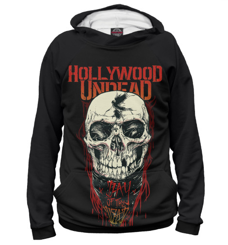 Худи Print Bar Hollywood Undead худи print bar hollywood undead logo4