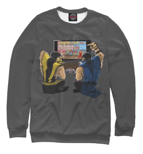 Купить Женский свитшот Mortal Kombat MKB-819960-swi-1