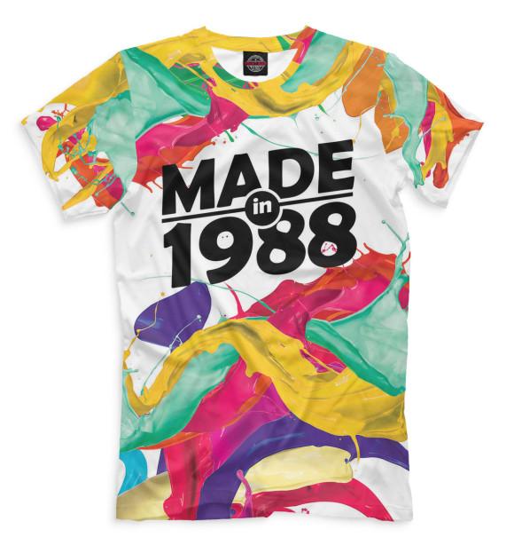 Купить Мужская футболка Made in 1988 DVV-814969-fut-2