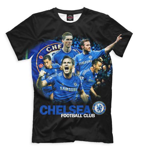Мужская футболка Chelsea football club