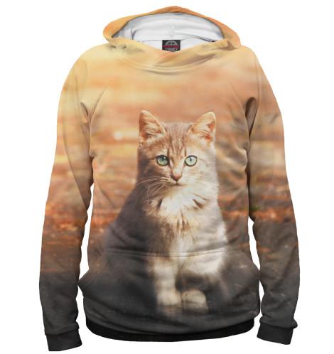 Купить Женское худи Коты CAT-719104-hud-1