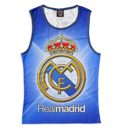 Женская майка Real Madrid