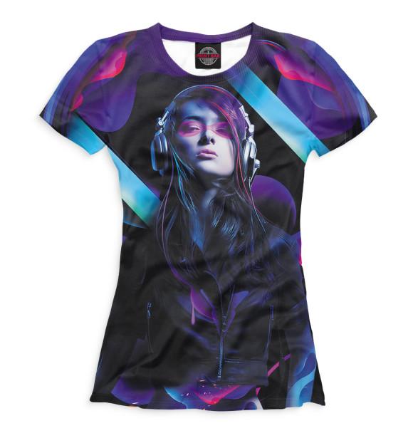 Женская футболка Trance MUS-342489-fut-1  - купить со скидкой