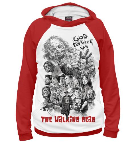 Худи Print Bar The Walking Dead худи print bar the walking dead