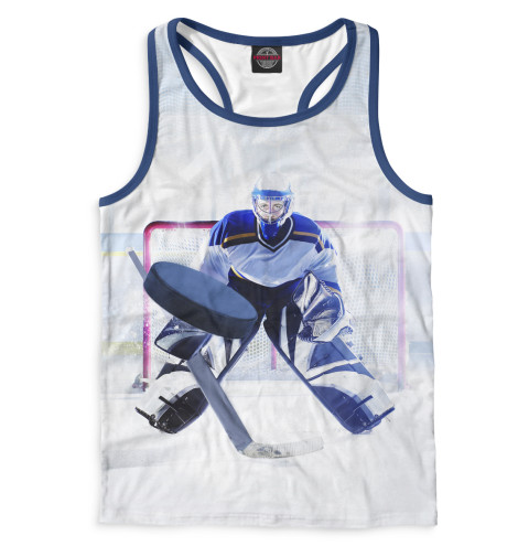 Купить Майка для мальчика Хоккей HOK-786933-mayb-2