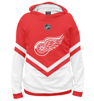 Женское Худи Detroit Red Wings