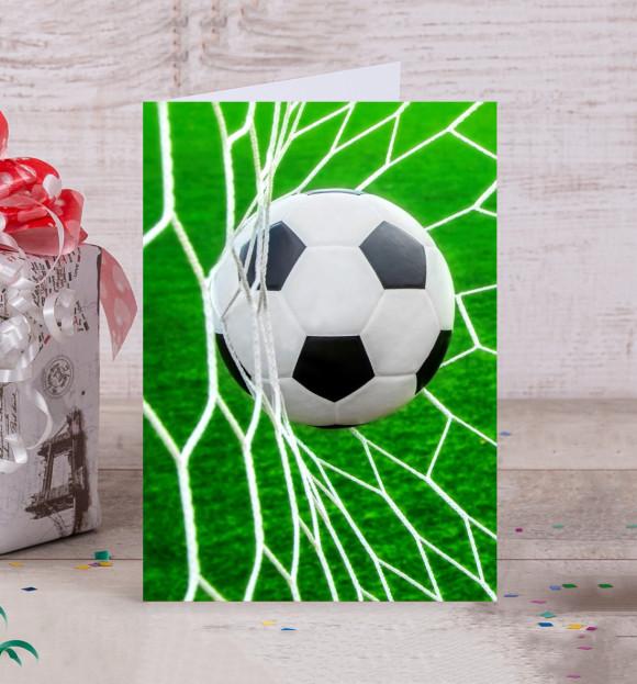 Фея, открытки к футболу