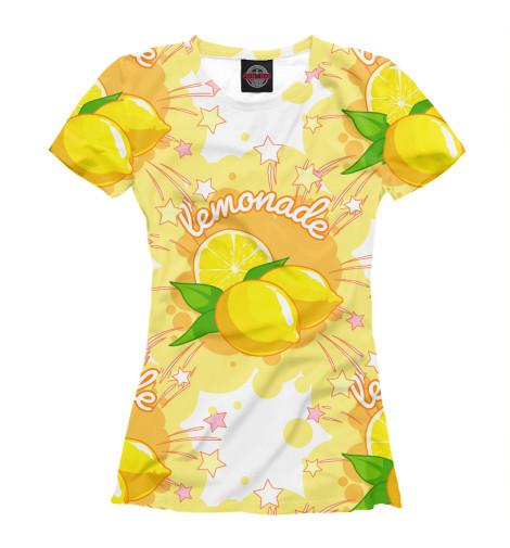 Футболка Print Bar Lemonade жидкость zap lychee lemonade 0мг 20мл