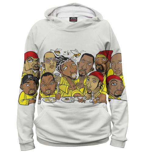 Мужское худи Wu-Tang Clan