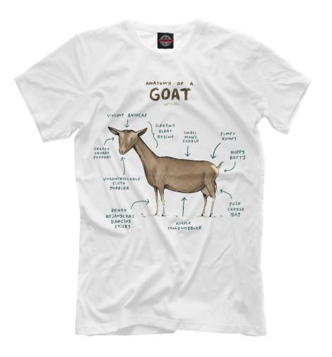 Print Bar Анатомия козы