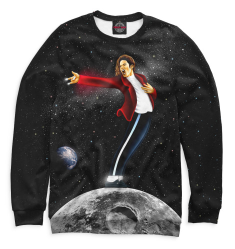 Женский свитшот Michael Jackson