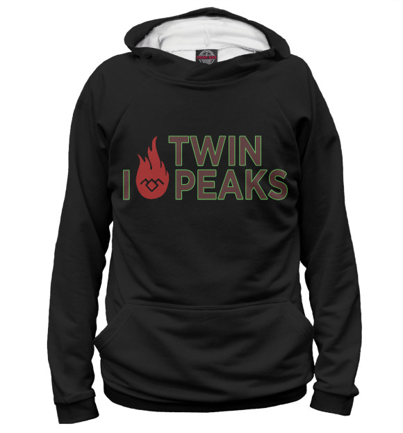 Купить Худи для мальчика I Love Twin Peaks TPS-723409-hud-2