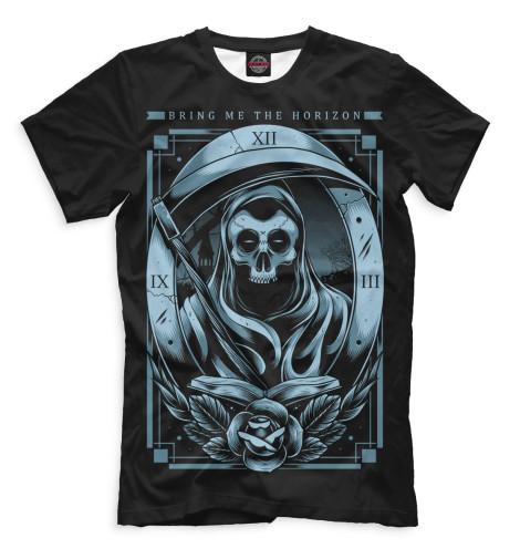 Мужская футболка Bring Me The Horizon