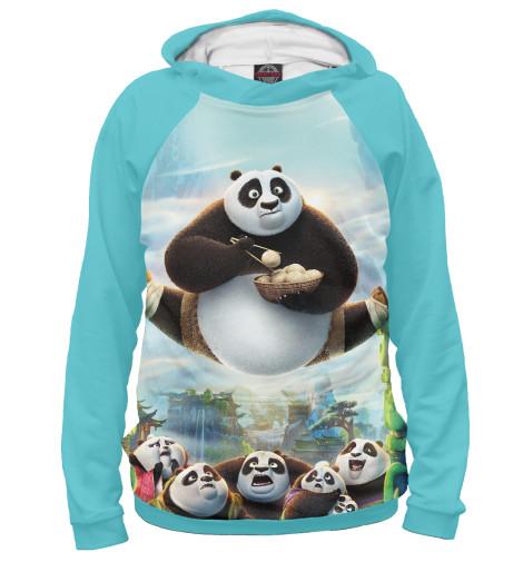 Худи Print Bar Кунг-Фу Панда кунг фу панда 2 в тайниках памяти