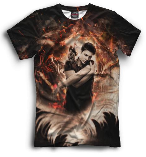 Купить Мужская футболка Сверхъестественное SVE-352634-fut-2