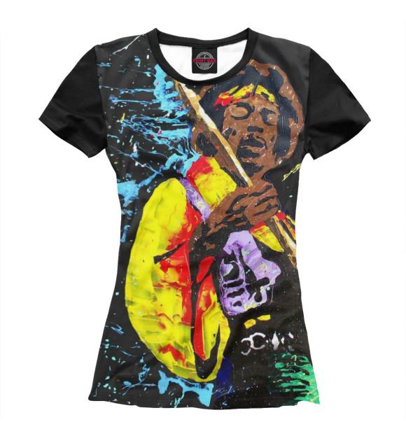 Купить Женская футболка Хендрикс ZNR-906423-fut-1
