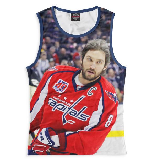 Купить Майка для девочки Хоккей HOK-395275-may-1