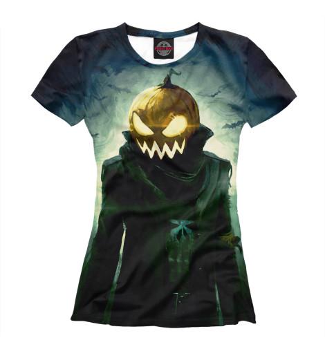 Купить Женская футболка Halloween HAL-384122-fut-1