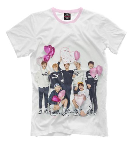 Купить Мужская футболка BTS KPP-244957-fut-2